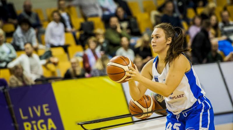 Anete Blūma. Foto: Basket.lv