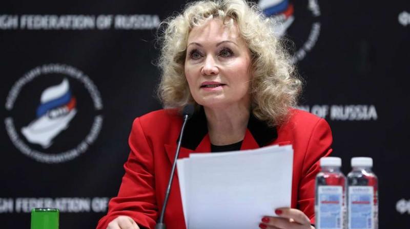 Jeļena Aņikina. Foto: TASS
