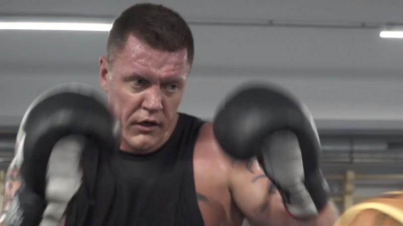 Kaspars Kambala. Foto: LNK Boxing