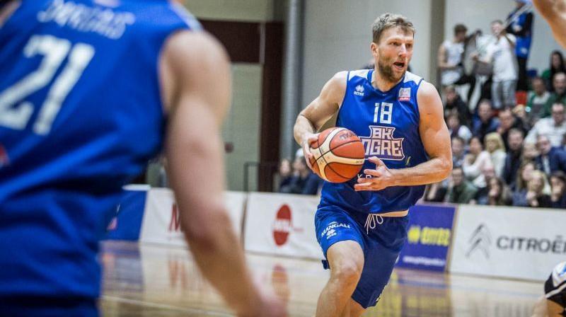 Jānis Pozņaks. Foto: basket.lv