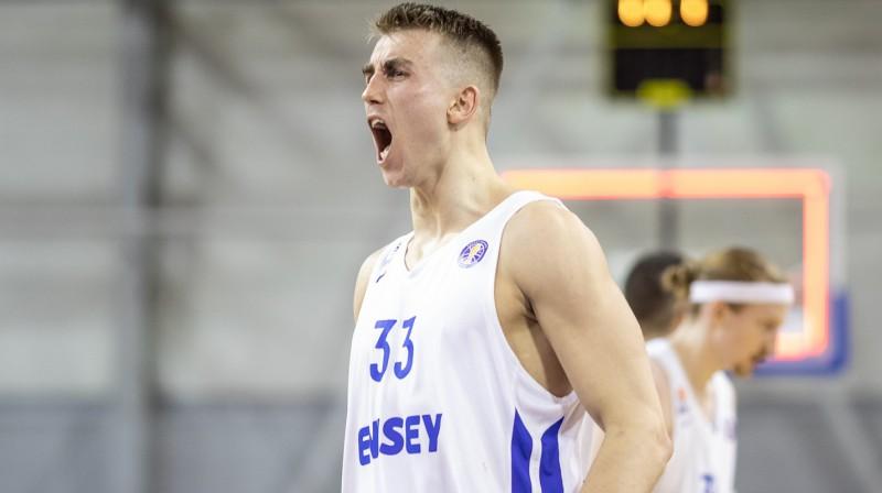 Mārtiņš Meiers. Foto: VTB League