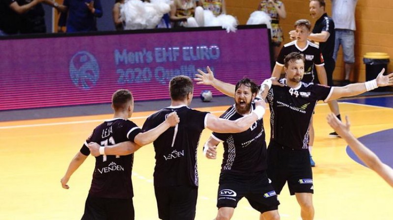 Foto: Latvijas Handbola federācija