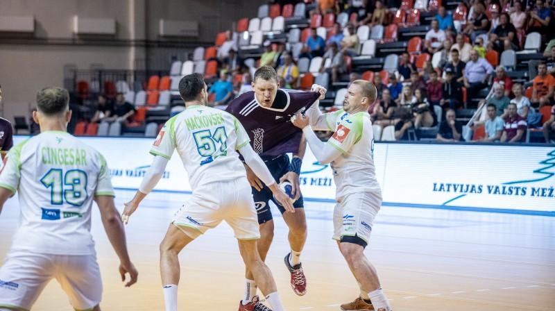 Dainis Krištopāns. Foto: LHF