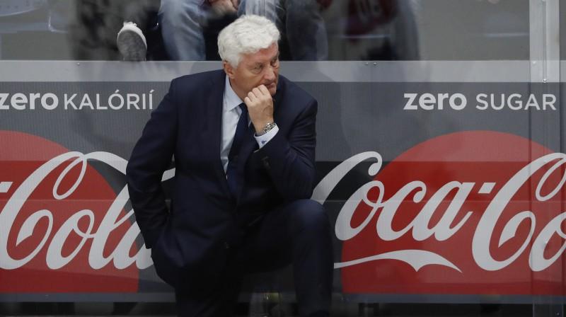 Milošs Ržīha. Foto: Reuters/Scanpix