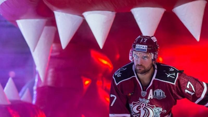 Tīdžejs Galjardi. Foto: KHL