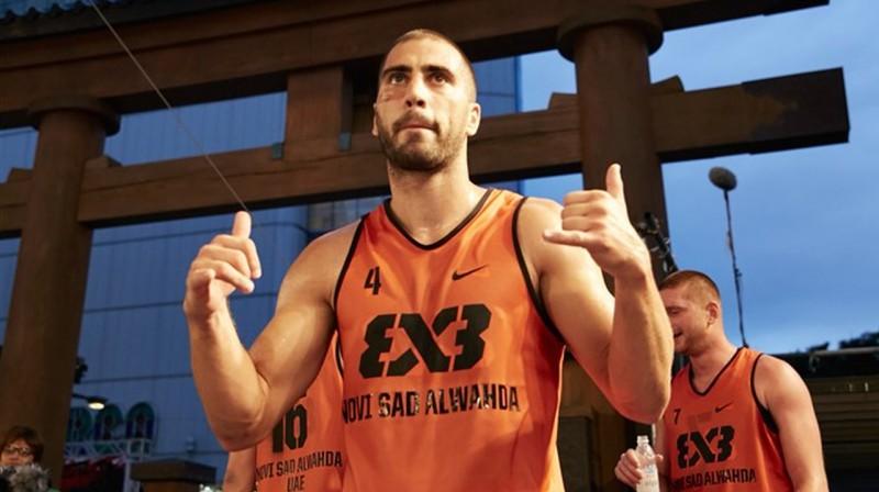 Dušans Buluts. Foto: FIBA