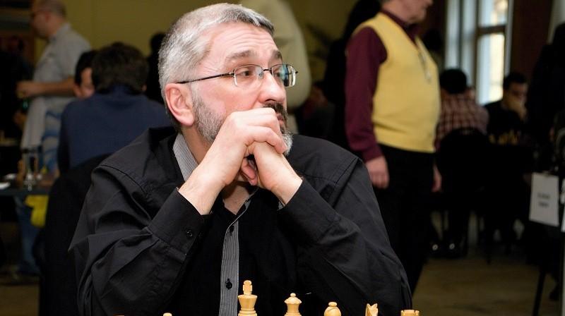 Igors Rausis. Foto: chess.cz