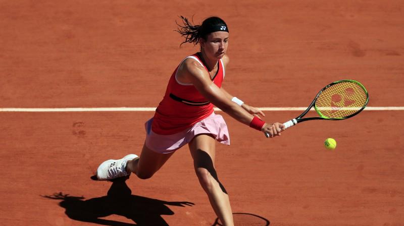 Anastasija Sevastova. Foto: Reuters/Scanpix