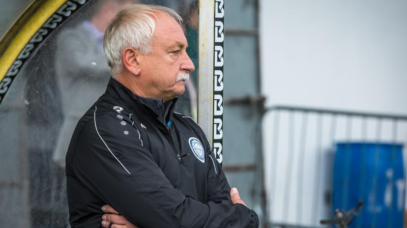 Mihails Koņevs. Foto: Zigismunds Zālmanis (Riga FC)