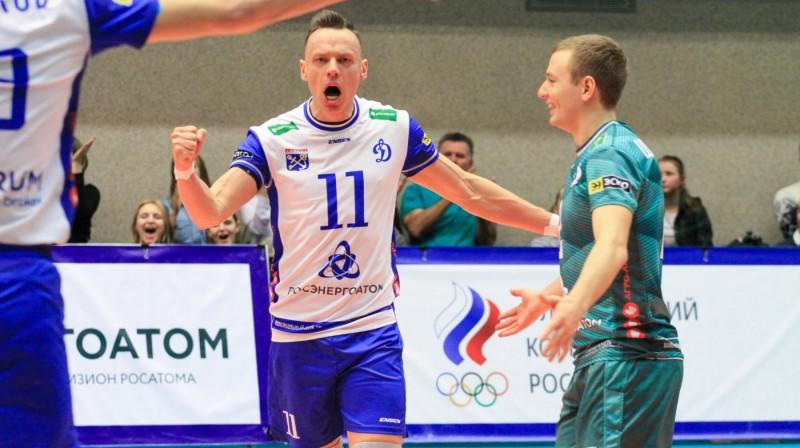 Deniss Petrovs. Foto: nn-volley.ru