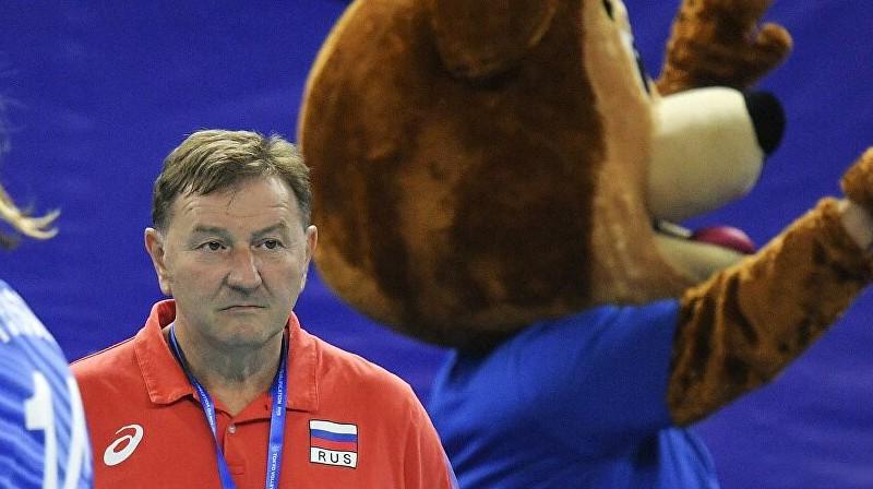 Serdžio Buzato. Foto: Vladimirs Pesņa, sport.ria.ru
