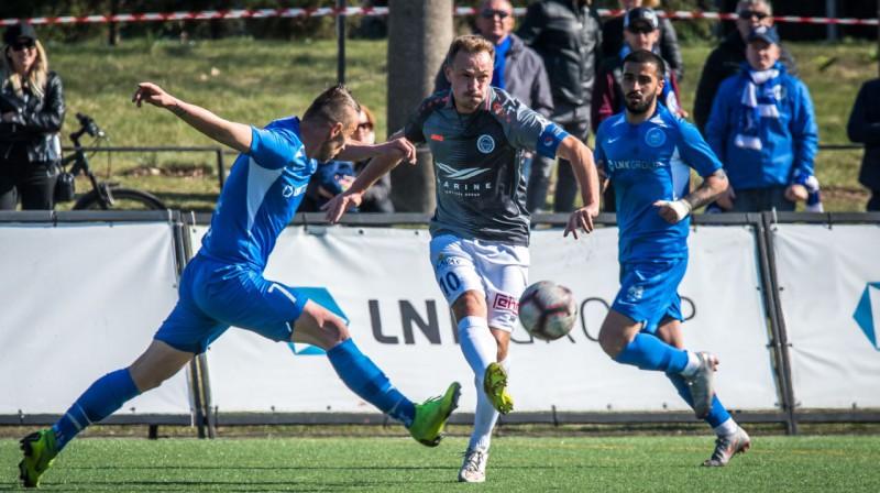 Foto: Zigismunds Zālmanis, Riga FC