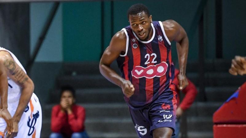 """Dvaits Kolbijs """"Liege Basket"""" rindās Beļģijā. Foto: lameuse.be"""