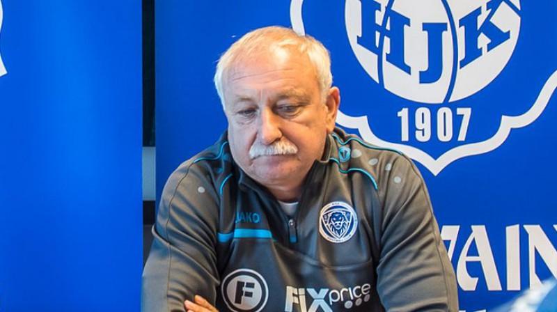 Mihails Koņevs. Foto: Zigismunds Zālmanis/Riga FC