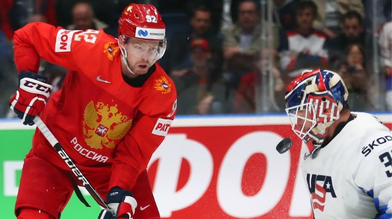 Jevgeņijs Kuzņecovs. Foto: TASS/Scanpix
