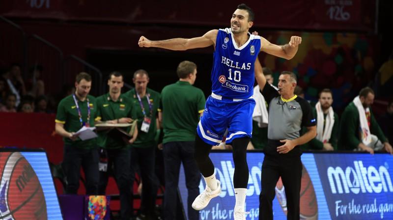 Kostass Slukass. Foto: AP/Scanpix