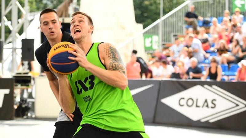 Kārlis Lasmanis. Foto: FIBA