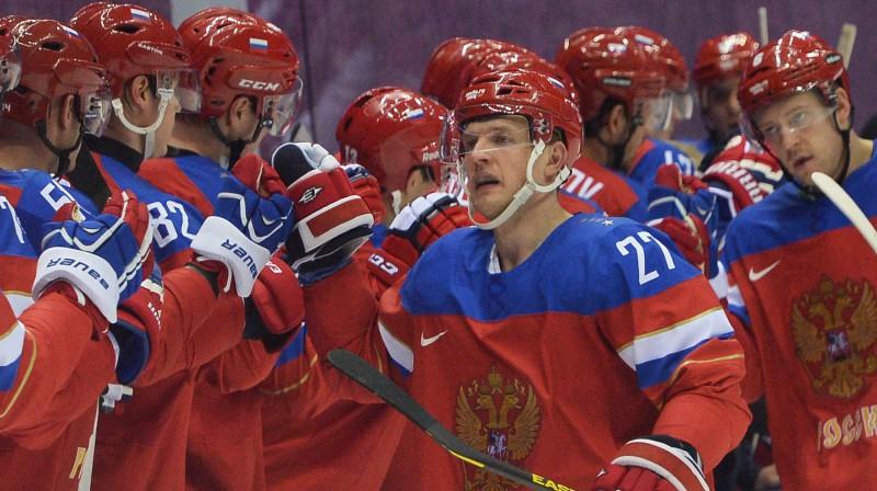 Aleksejs Tereščenko Soču olimpiskajās spēlēs. Foto: Sputnik/Scanpix