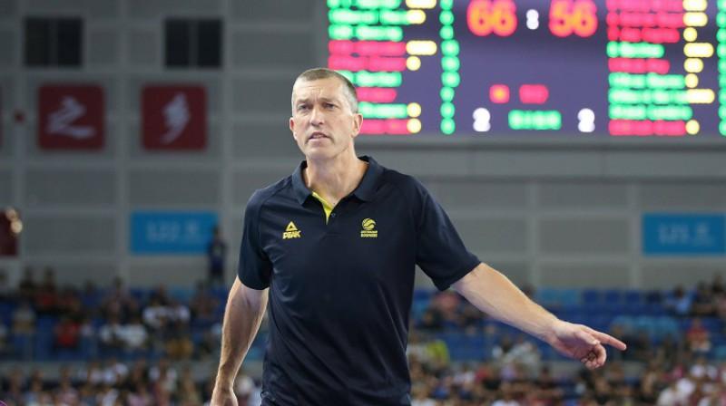 Andrejs Lēmanis. Foto: FIBA