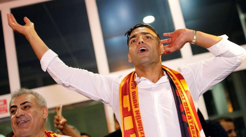 Radamels Falkao. Foto: Reuters/Scanpix