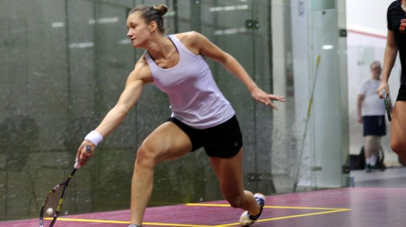 Ineta Mackeviča. Foto no sportistes Facebook profila