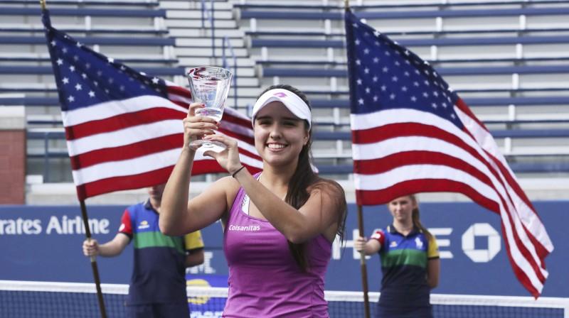 Marija Kamila Osorio Serrano. Foto: AP/Scanpix