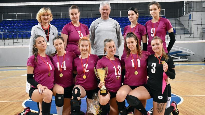 """Daugavpils """"miLATss"""" komanda. Foto no vienības Facebook lapas"""