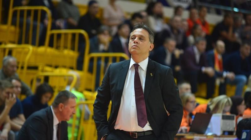 Jorgs Dikeulakoss. Foto: FIBA