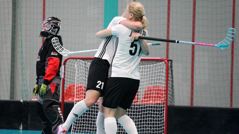 Igaunijas izlasei šosezon Latvijas čempionātā ir iemesls priecāties Foto: kekavasbulldogs.lv