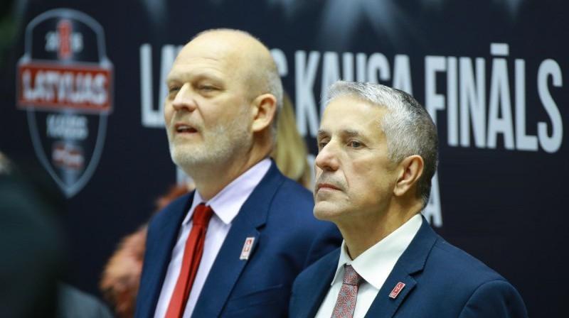 Viesturs Koziols un Bobs Hārtlijs. Foto: Dmitrijs Suļžics, F64