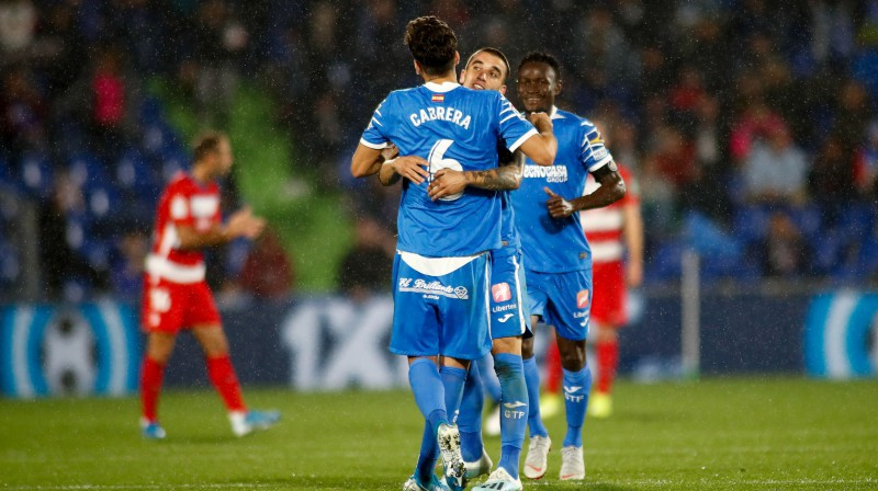 """Getafe"". Foto: Zuma Press/Scanpix"