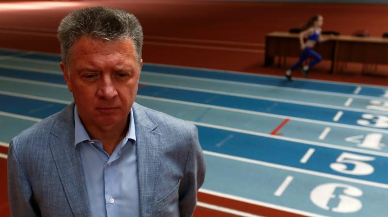 Dmitrijs Šļahtins. Foto: Reuters/Scanpix