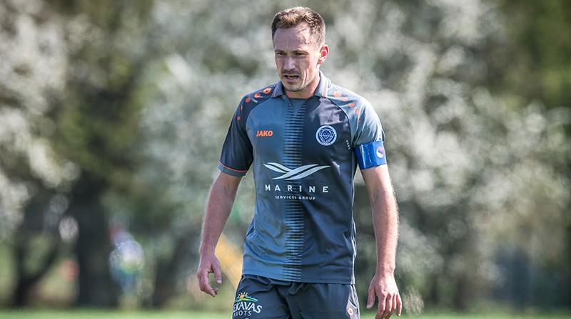 Aleksejs Višņakovs. Foto:  Zigismunds Zālmanis (Riga FC)