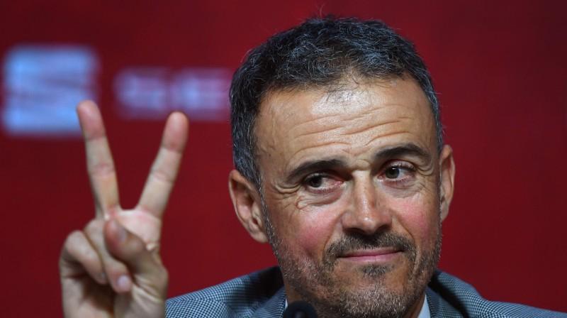 Luiss Enrike. Foto: AFP/Scanpix