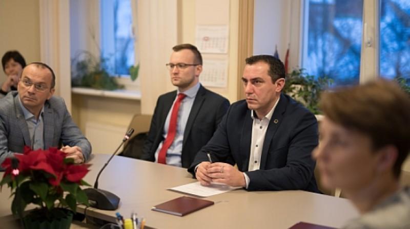 Sandis Riekstiņš. Foto: saeima.lv