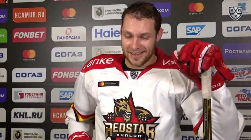 Gunārs Skvorcovs. Foto: KHL