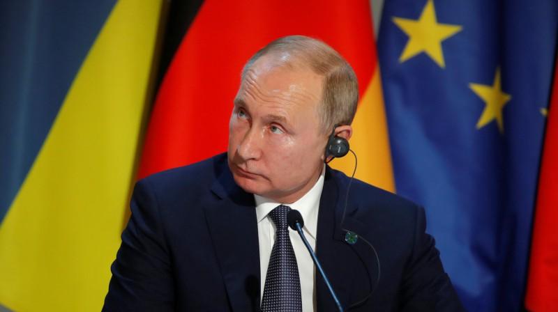 Vladimirs Putins. Foto: AFP/Scanpix