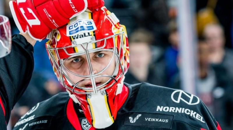 Jānis Kalniņš. Foto: Foto: Mikko Taipale / jokerit.com