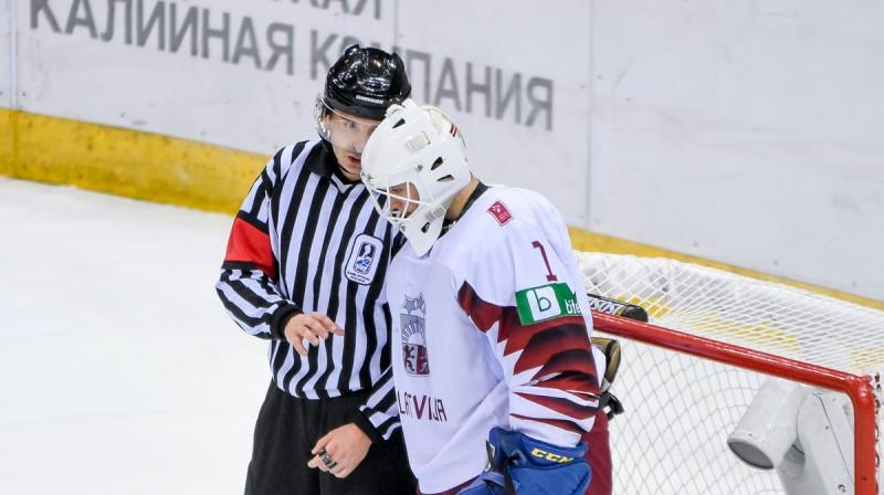 Jānis Voris. Foto: LHF.lv
