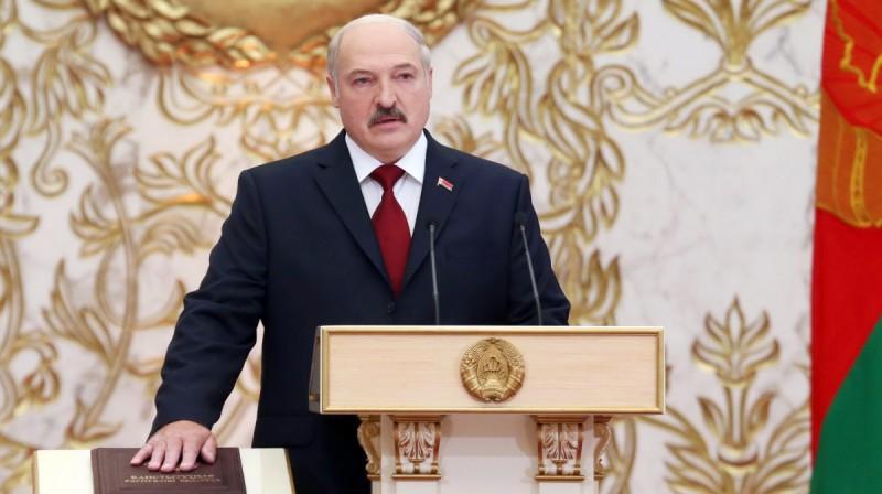 Aleksandrs Lukašenko. Foto: AP/Scanpix