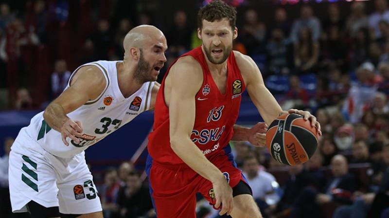 Jānis Strēlnieks. Foto: cskabasket.com