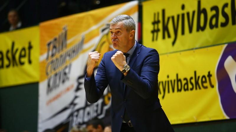 Ainars Bagatskis. Foto: FIBA