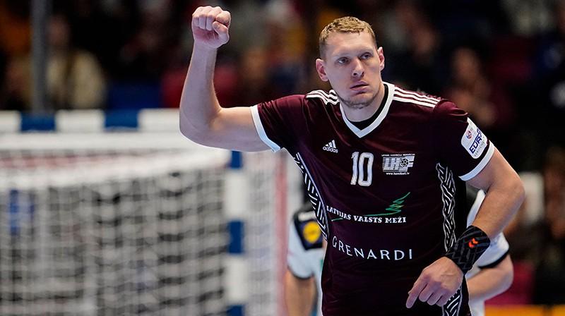 Dainis Krištopāns. Foto: AFP/Scanpix