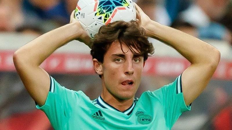 Alvaro Odriozola. Foto: Imago Sport/Scanpix
