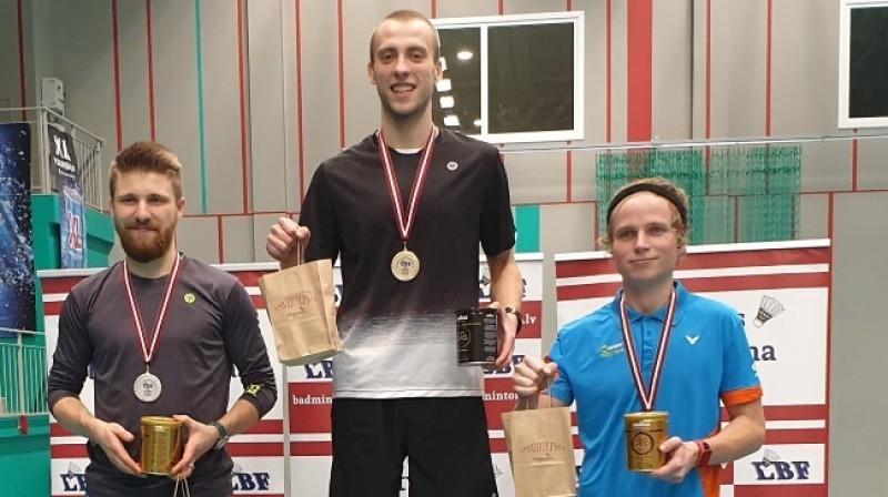 Foto: Latvijas Badmintona federācija