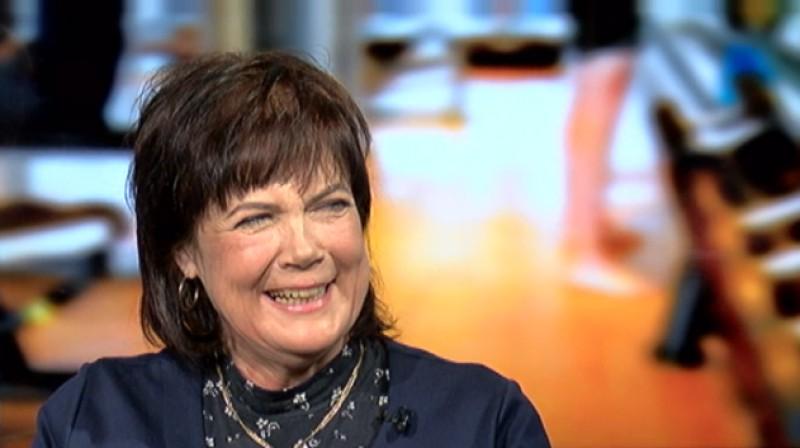 Līga Cīrule. Foto: Rīga TV24