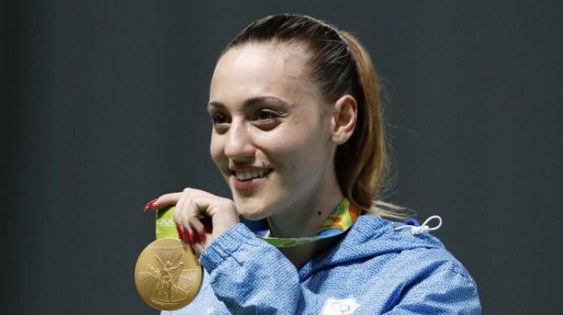 Anna Korokaki. Foto: AP/Scanpix