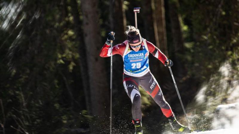 Baiba Bendika. Foto: Peter Podobnik / Sportida/SIPA/Scanpix