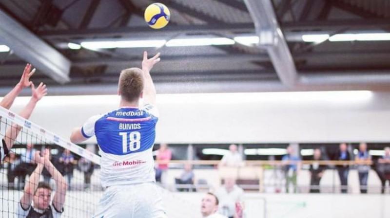 Edvarts Buivids. Foto: LVF