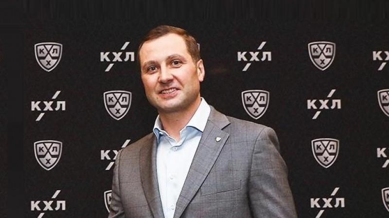Aleksejs Morozovs. Foto: KHL
